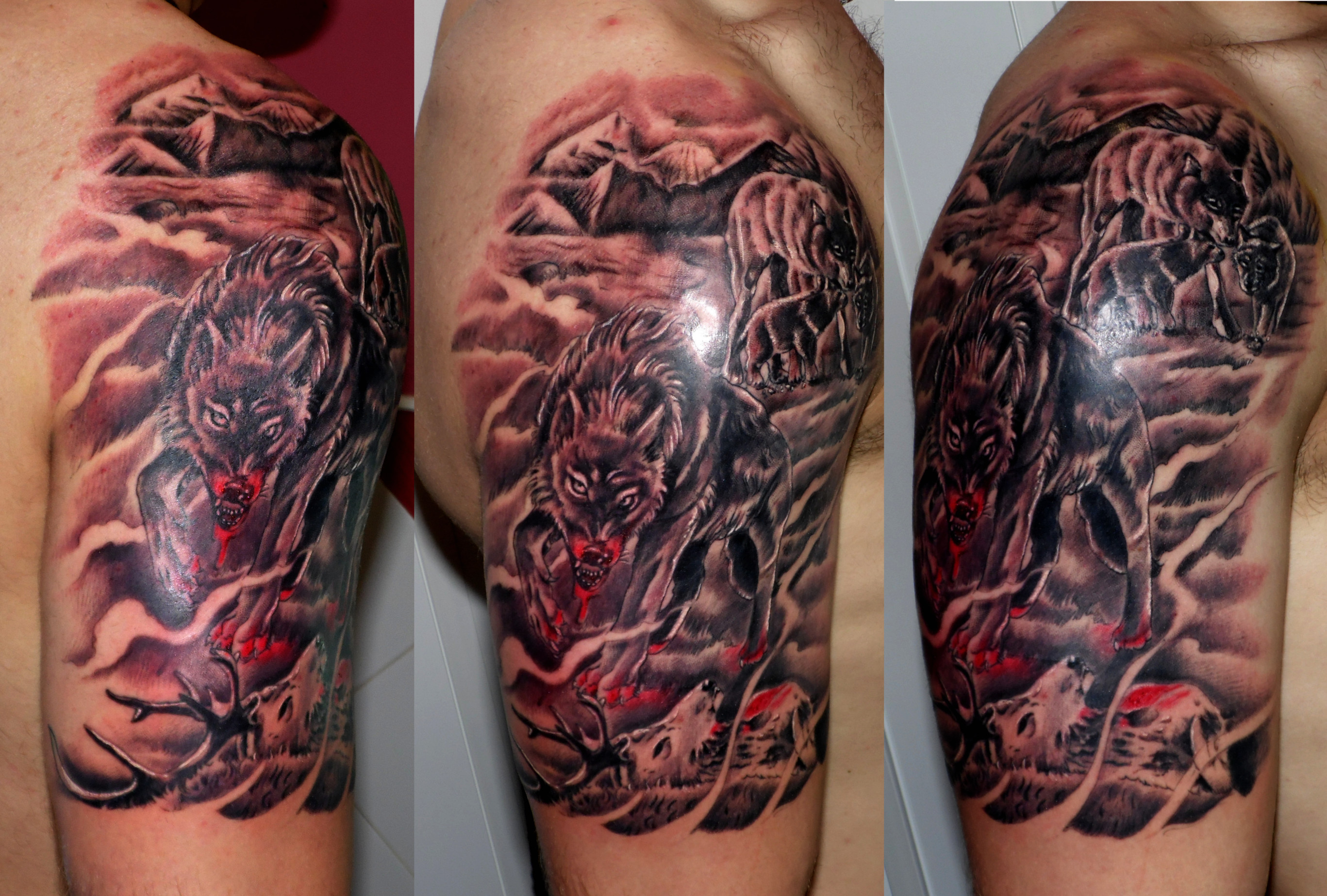 tattoos jaca, tatuajes huesca