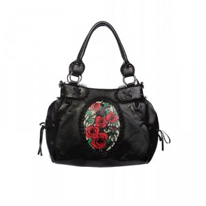 Bolso gótico rosas