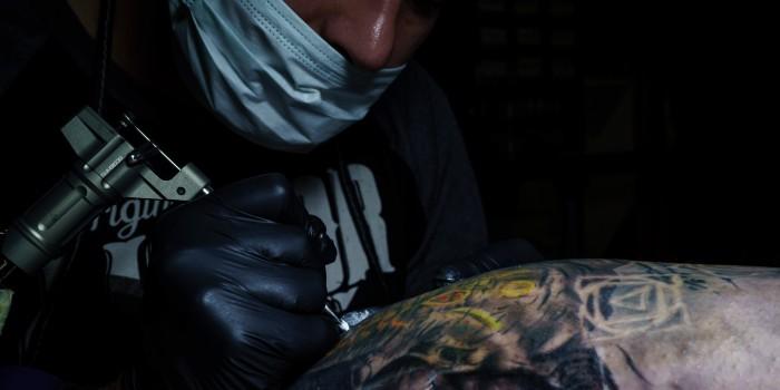 sesión tatuaje 13 de Picas