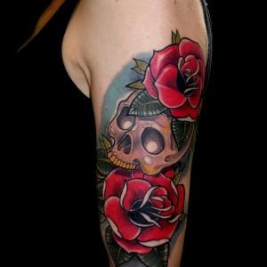 Tatuajes Rosas 13depicas Com Studio Tattoo Piercing Shop