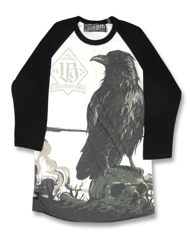 ropa diseño tattoo imagenes tatuaje cuervo tienda online 13depicas