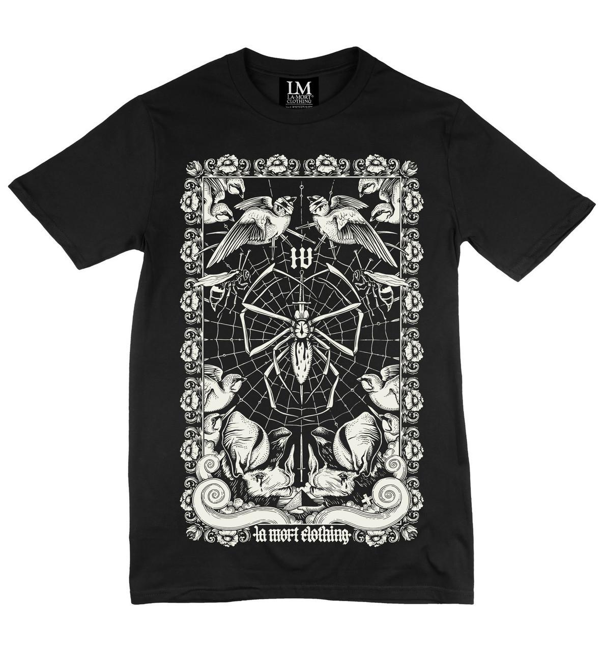 ropa tattoo diseño muerta imagenes tatuaje ropa online tienda 13depicas