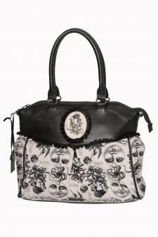 Bolso luna camafeo Banned bag calaveras ropa tattoo clothing online 13depicas