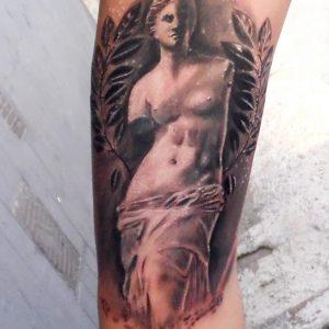 venus de milo tattoo jaca huesca tatuajes spaintattoo realist realistas 13depicas trecedepicas