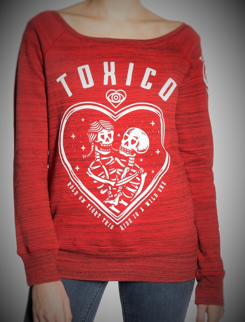 sudadera alternativa calaveras esqueletos tattoo style rock punk 13depicas online