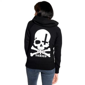 ropa sudadera calaveras tattoo style alternativa rock gotica online 13depicas chaqueta
