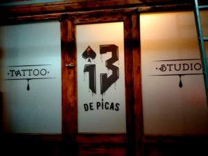 13 de Picas Tattoo Shop Jaca Huesca