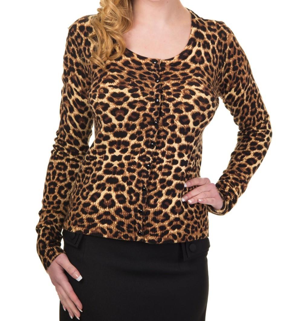 chaqueta cárdigan leopardo 13depicas banned