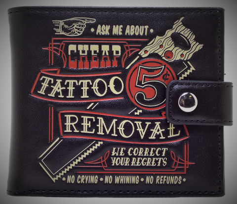 cartera tattoo removal 13depicas moda alternativa online shop