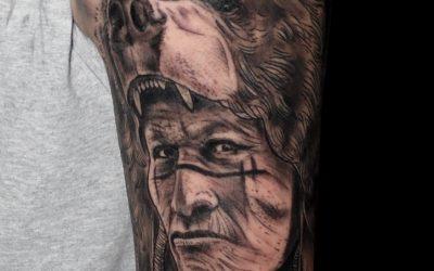 Tatuaje indio