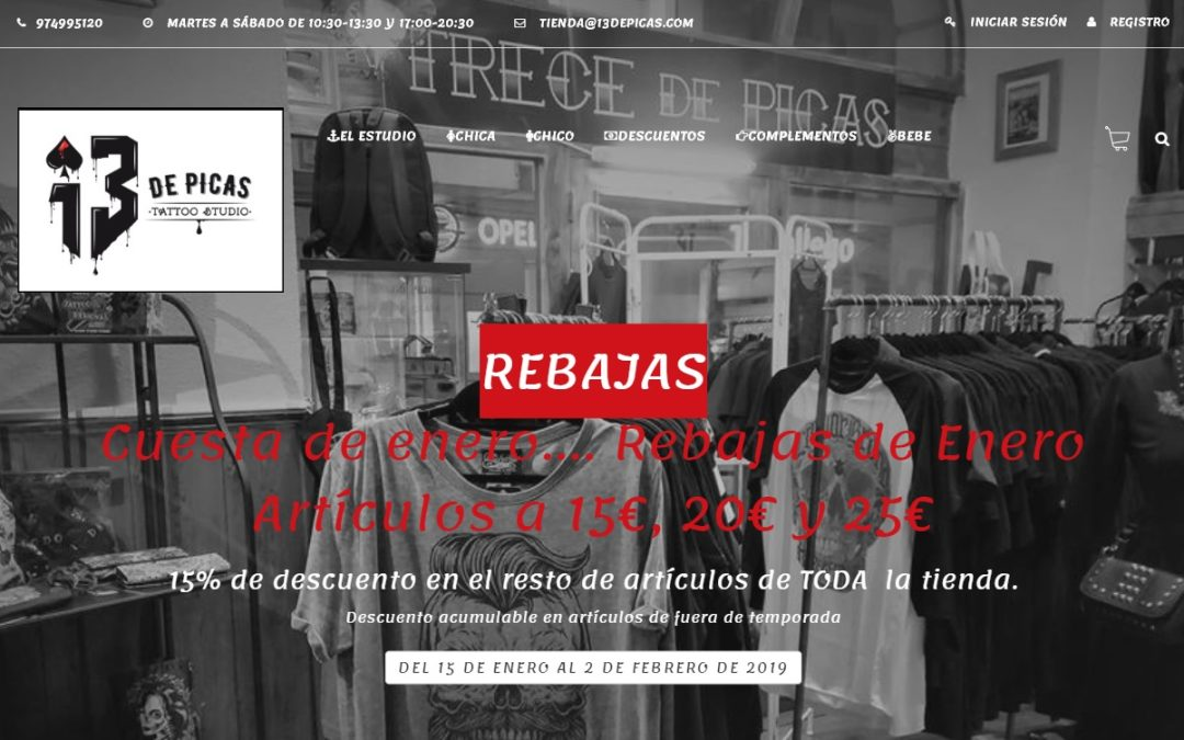 Rebajas Moda Alternativa