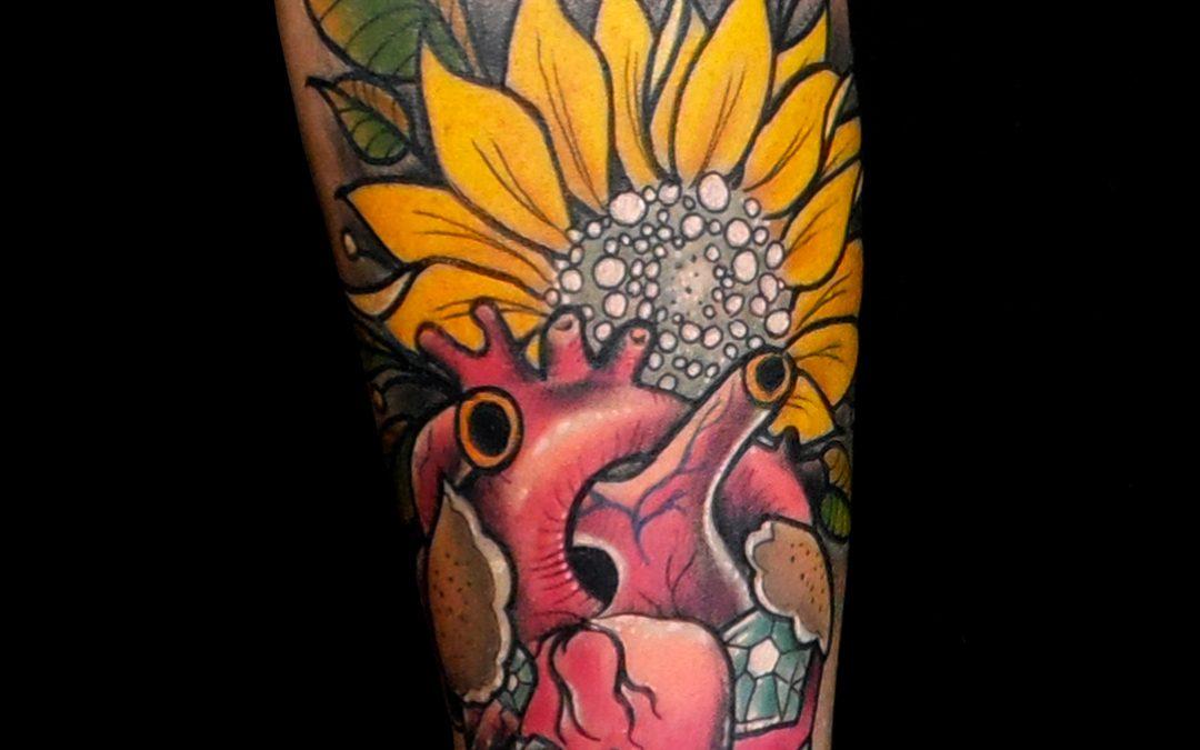 Tatuajes color
