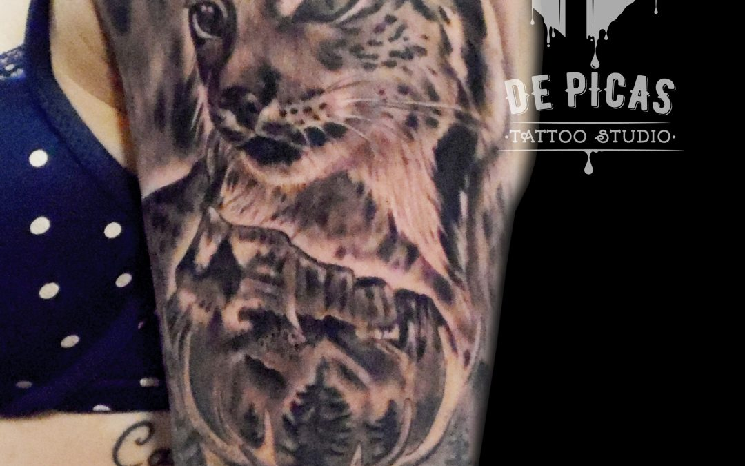 Tattoos animales